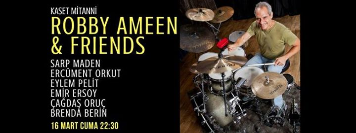 Robby Ameen & Friends
