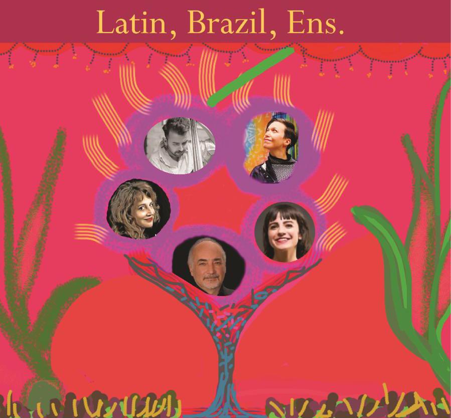Nilüfer Verdi Latin-Brazilian Ens.