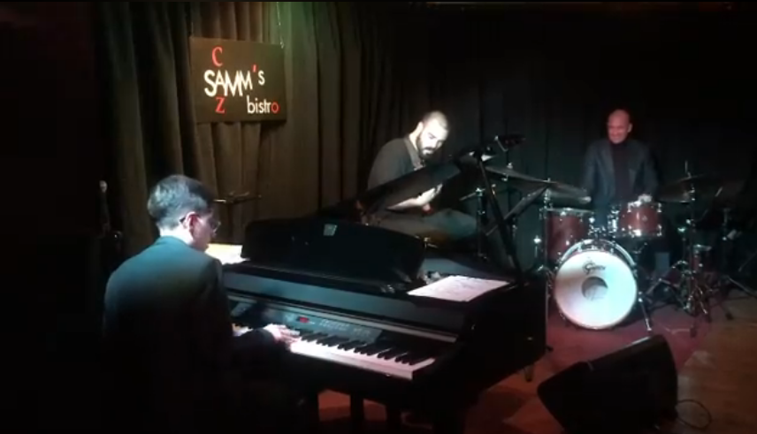 HAKAN BAŞAR TRIO @SAMM'S BISTRO (ANKARA) / ON TOP OF THE ROOF CONCERT SERIES