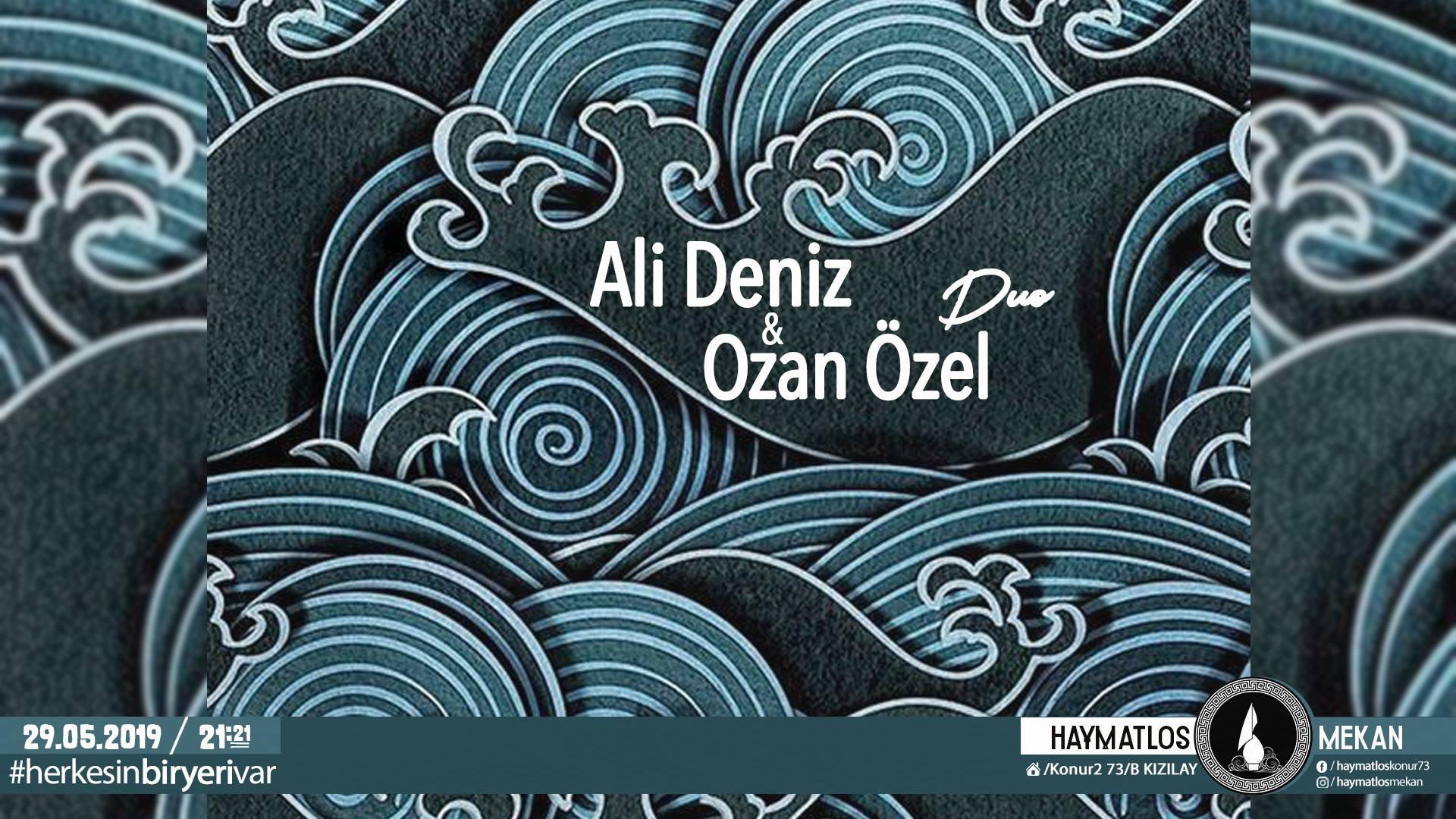 Ali Deniz & Ozan Özel Duo