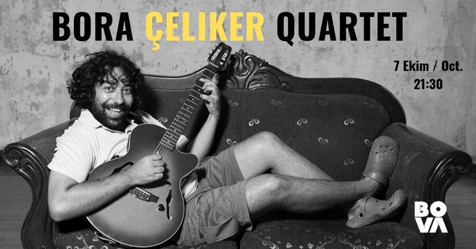Bora Çeliker Quartet