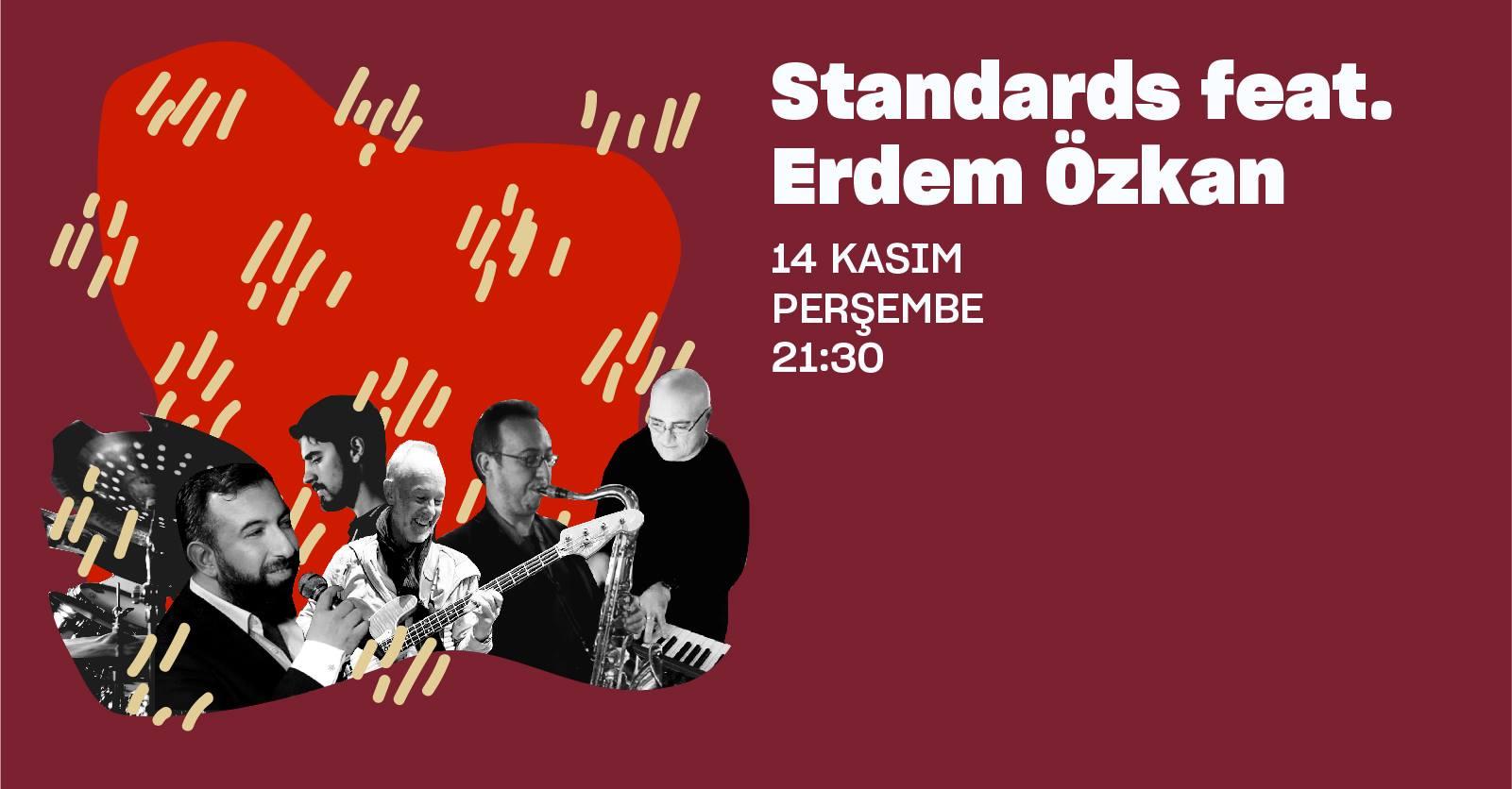Standards feat. Erdem Özkan