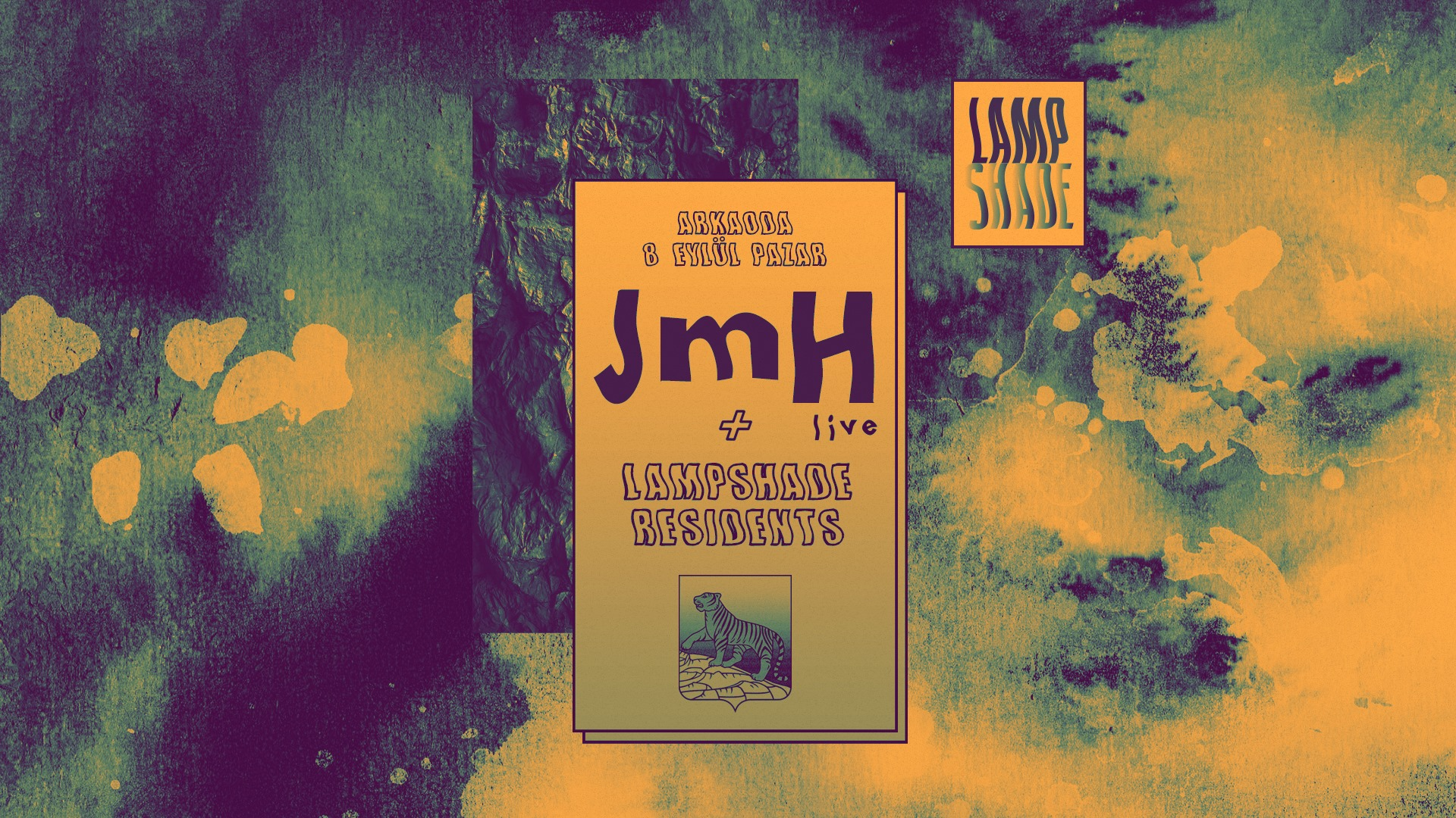 Lampshade no. 9: JmH