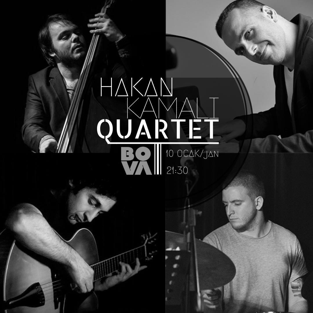 Hakan Kamalı Quartet