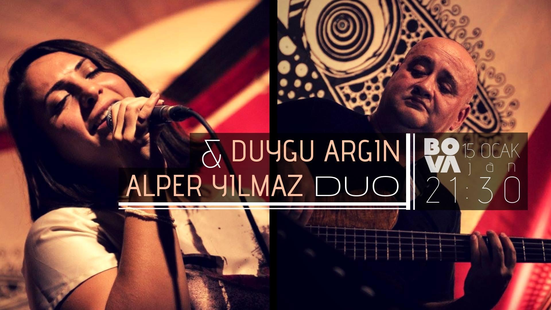 Duygu Argın & Alper Yılmaz Duo