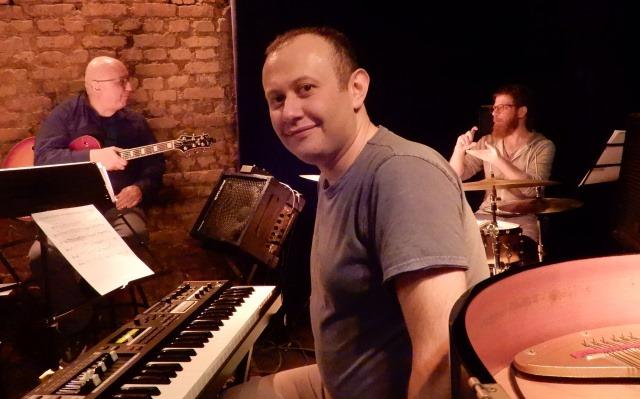Kaan Bıyıkoğlu Organ Trio