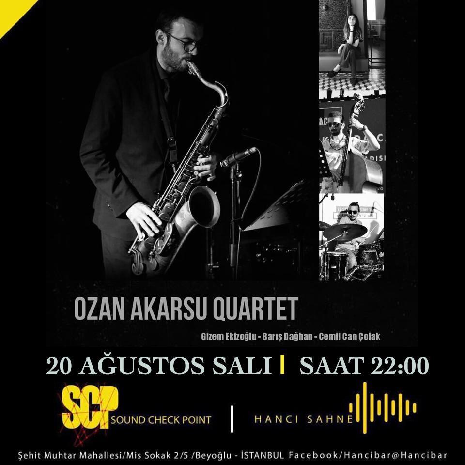 Ozan Akarsu Quartet