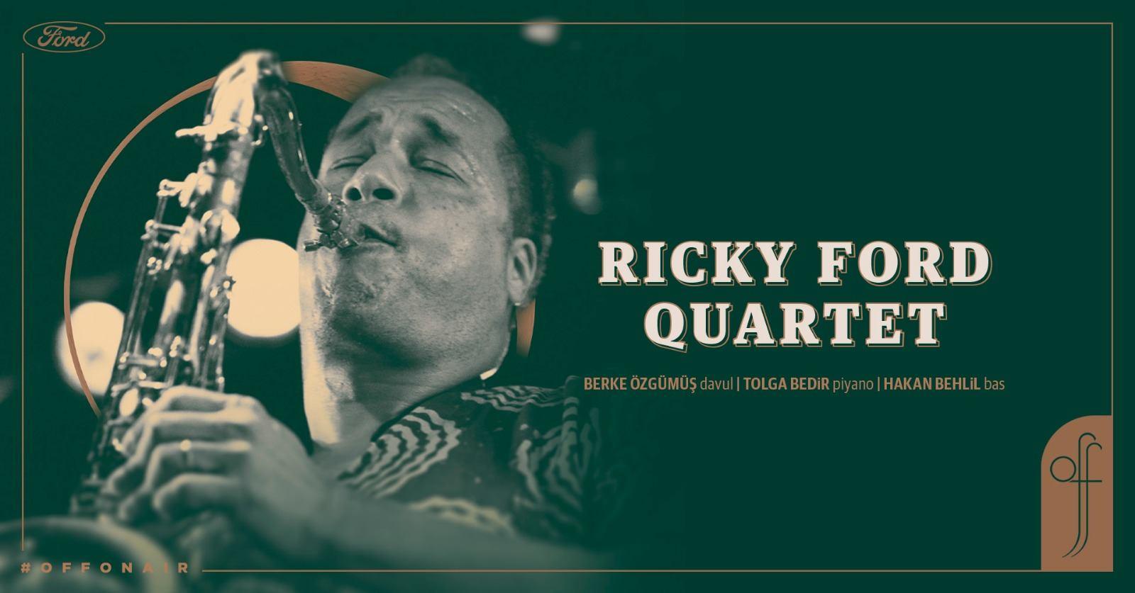 Ricky Ford Quartet