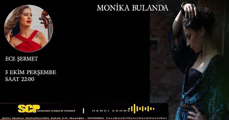 Monika Bulanda / feat.Ece Şermet