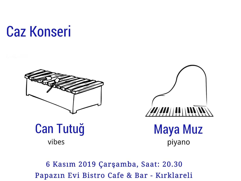 Caz Konseri