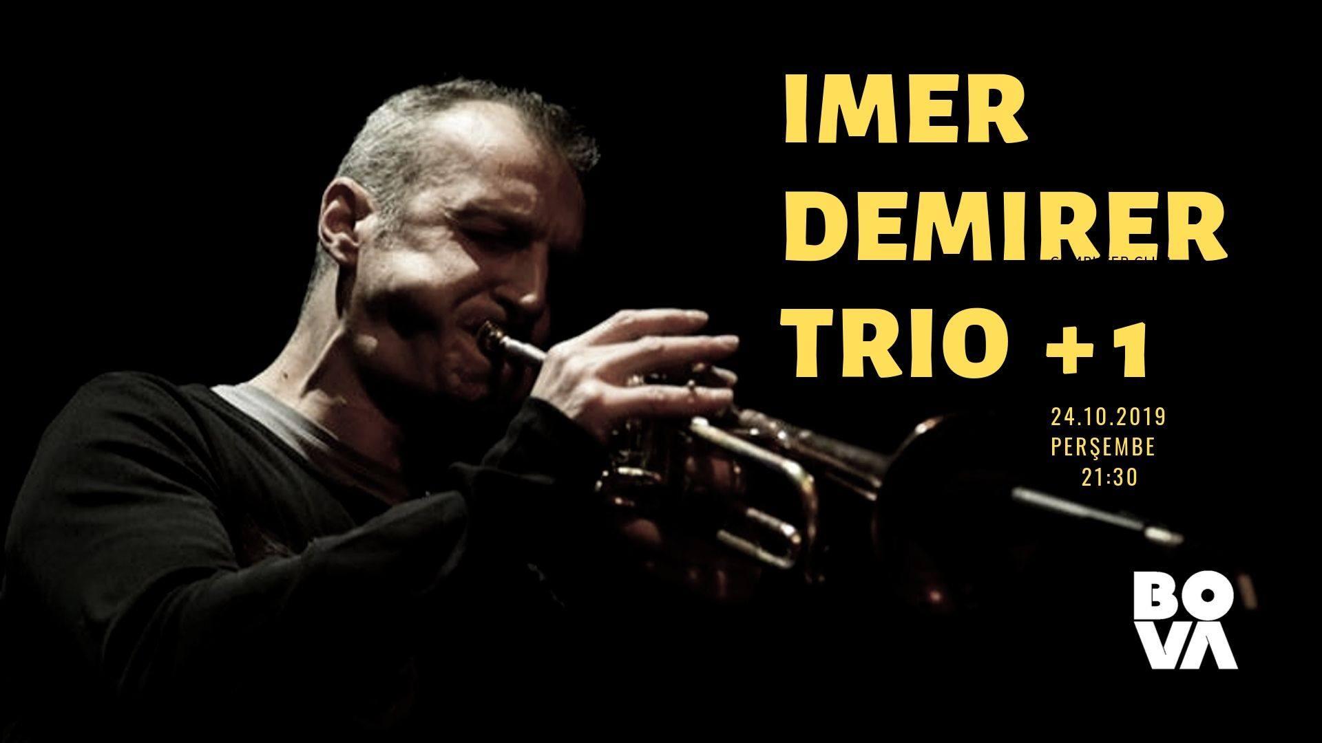 İmer Demirer Trio + 1