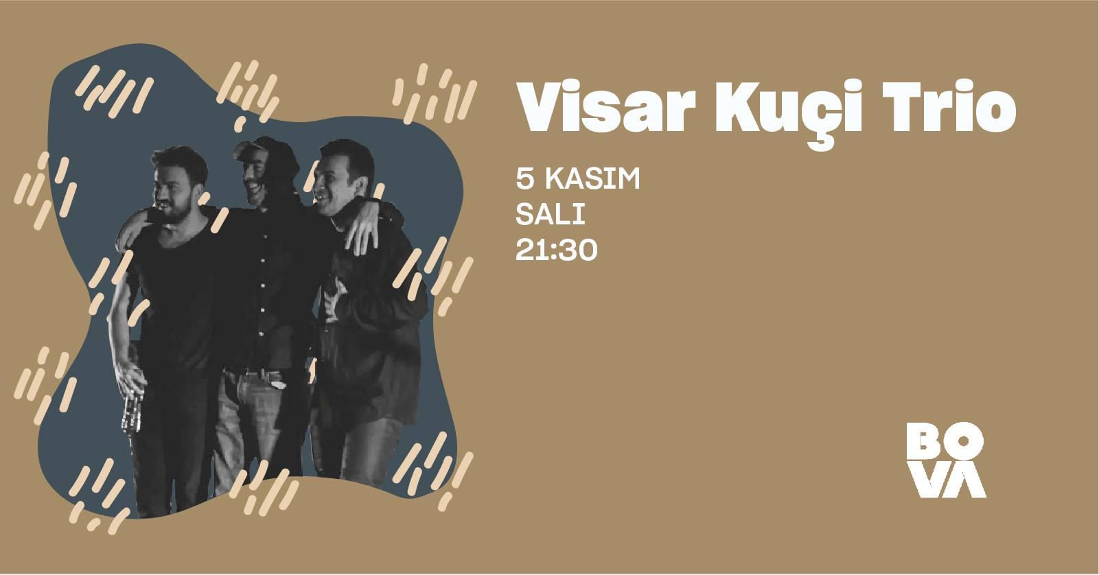 Visar Kuçi Trio