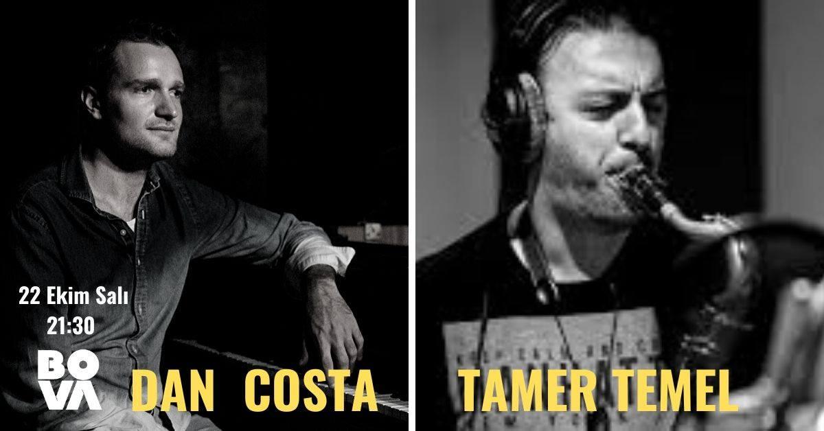 Dan Costa & Tamer Temel Duo