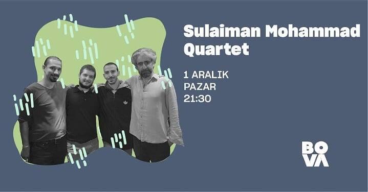 Sulaiman Mohammad Quartet