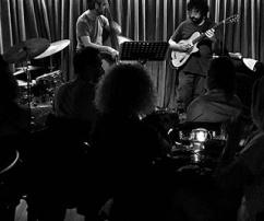 Ülkem Özsezen Synesthesia Quartet