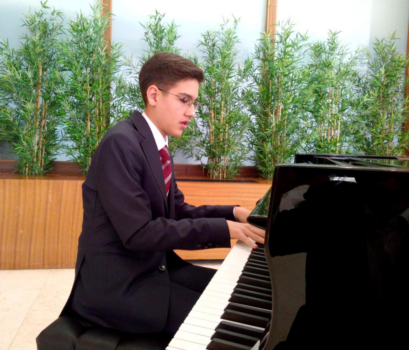 HAKAN BAŞAR - AYGAZ AKUSTİK BULUŞMALAR (SOLO PIANO CONCERT)